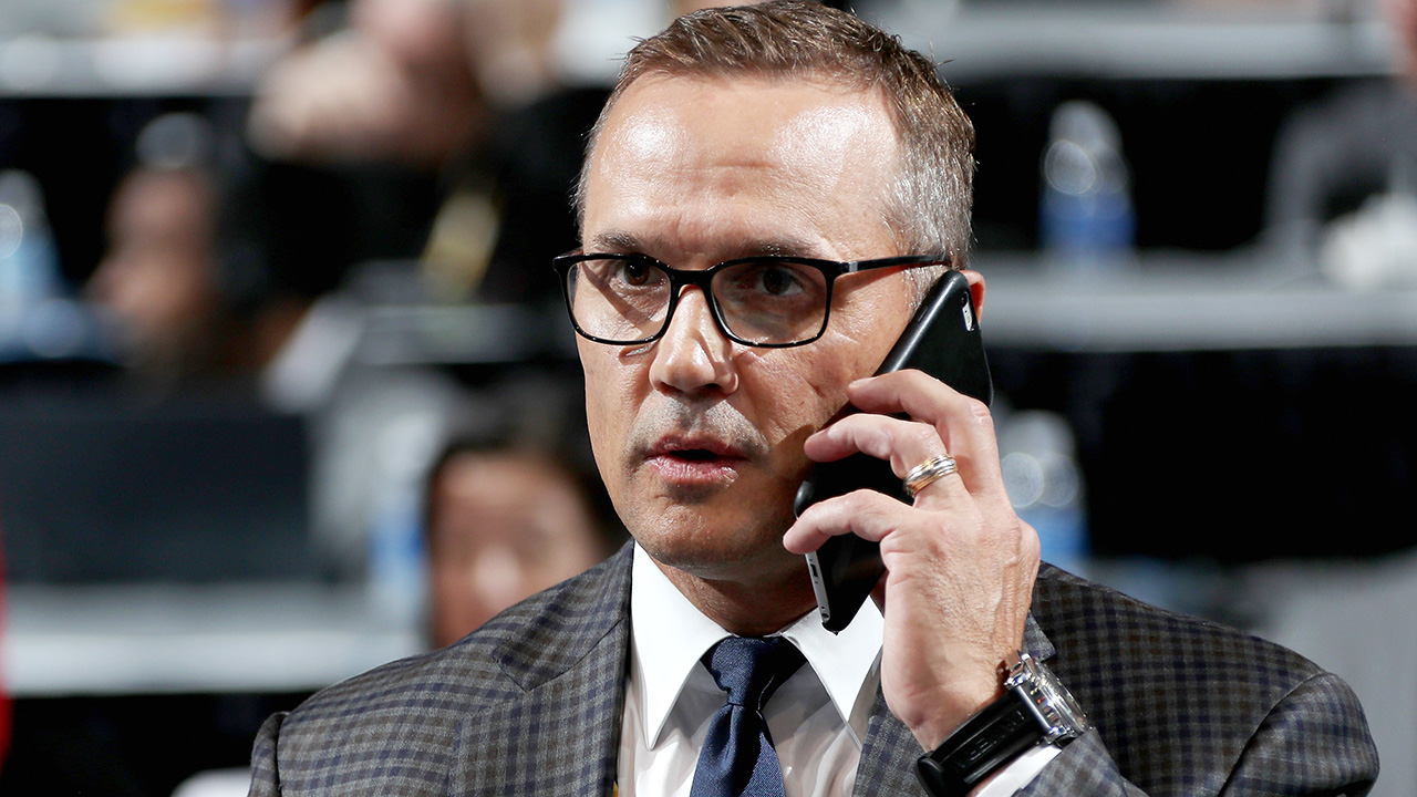 Yzerman Preaches Patience, But Big Moves Need To Be Made Immediately